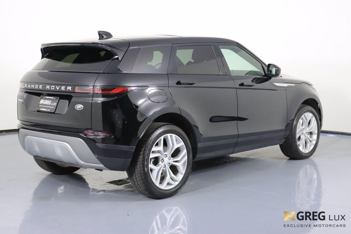 2020 Land Rover Range Rover Evoque SE #15