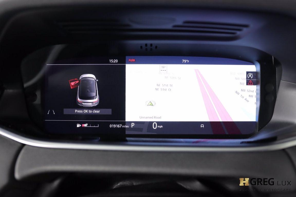 2020 Land Rover Range Rover Evoque SE #44