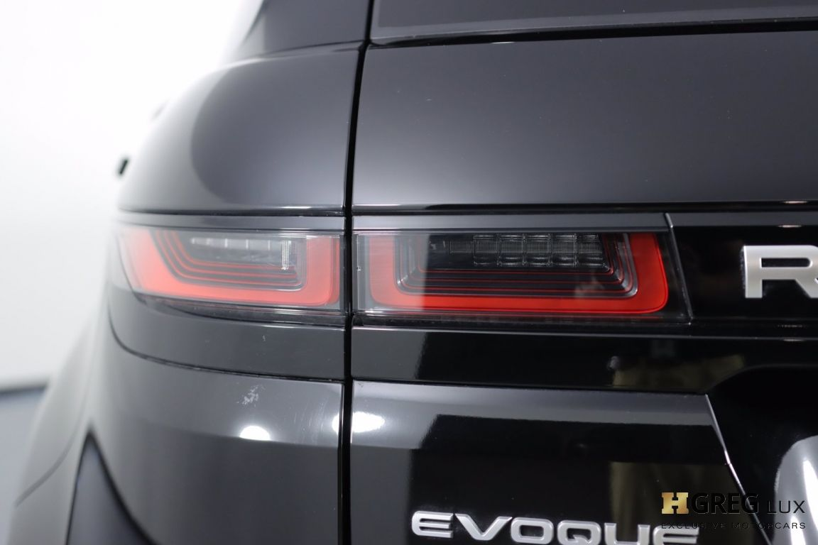 2020 Land Rover Range Rover Evoque SE #17