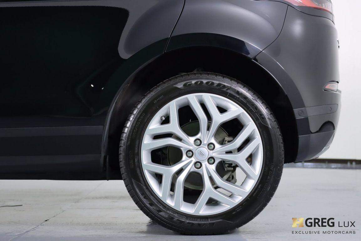 2020 Land Rover Range Rover Evoque SE #25