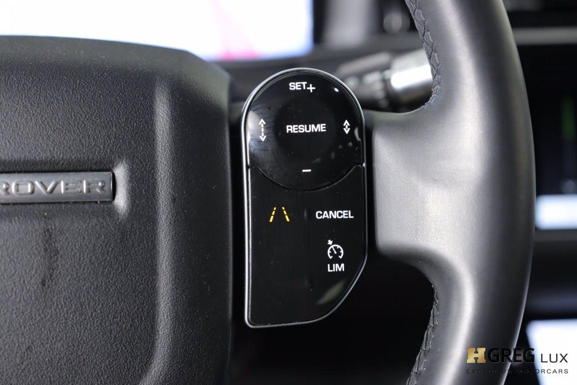2020 Land Rover Range Rover Evoque SE #49