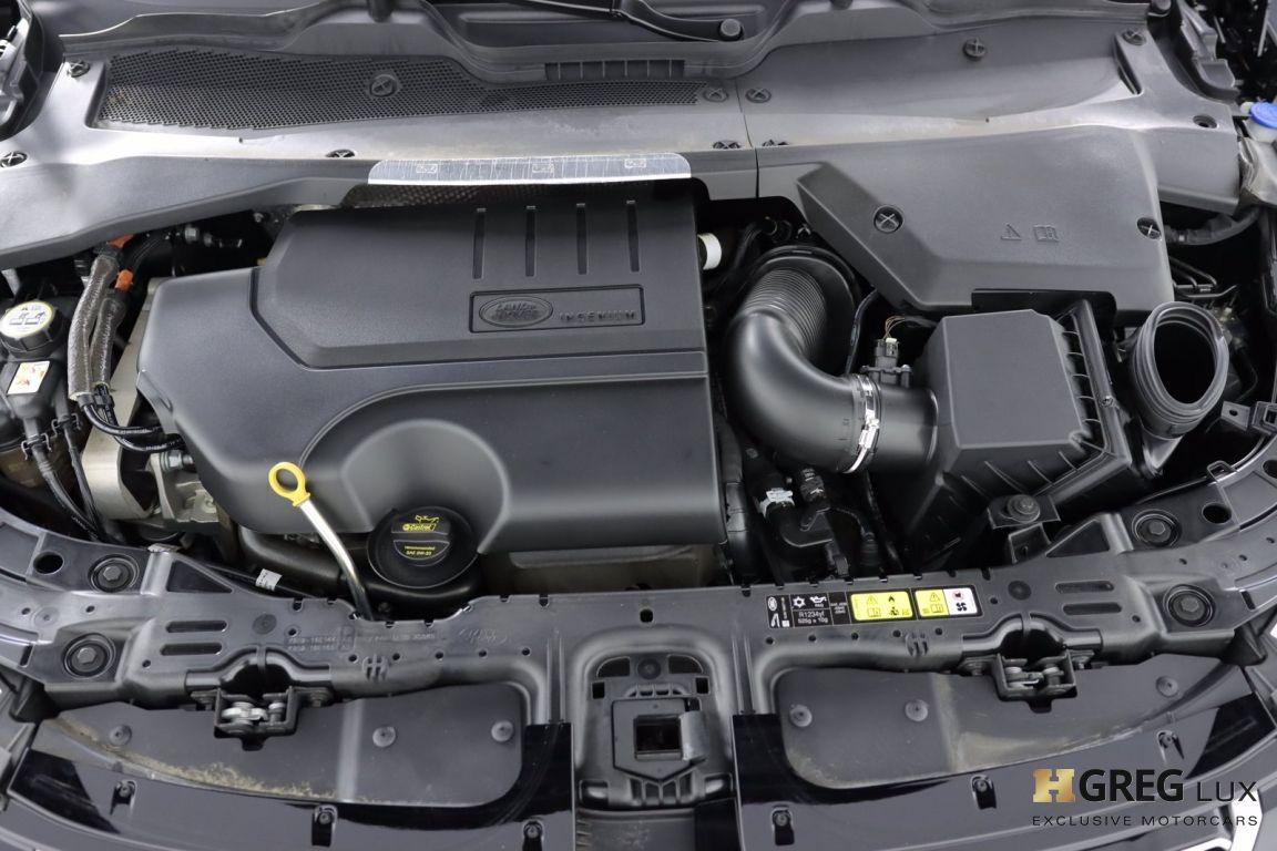 2020 Land Rover Range Rover Evoque SE #52