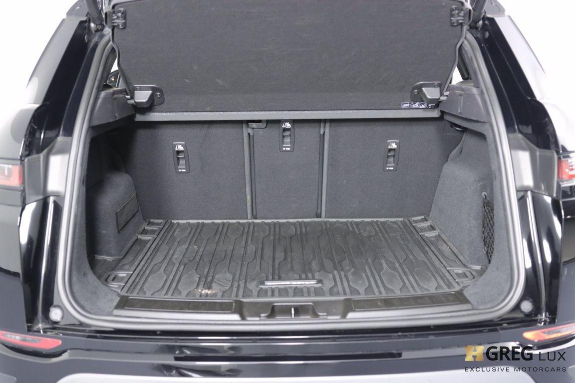 2020 Land Rover Range Rover Evoque SE #51