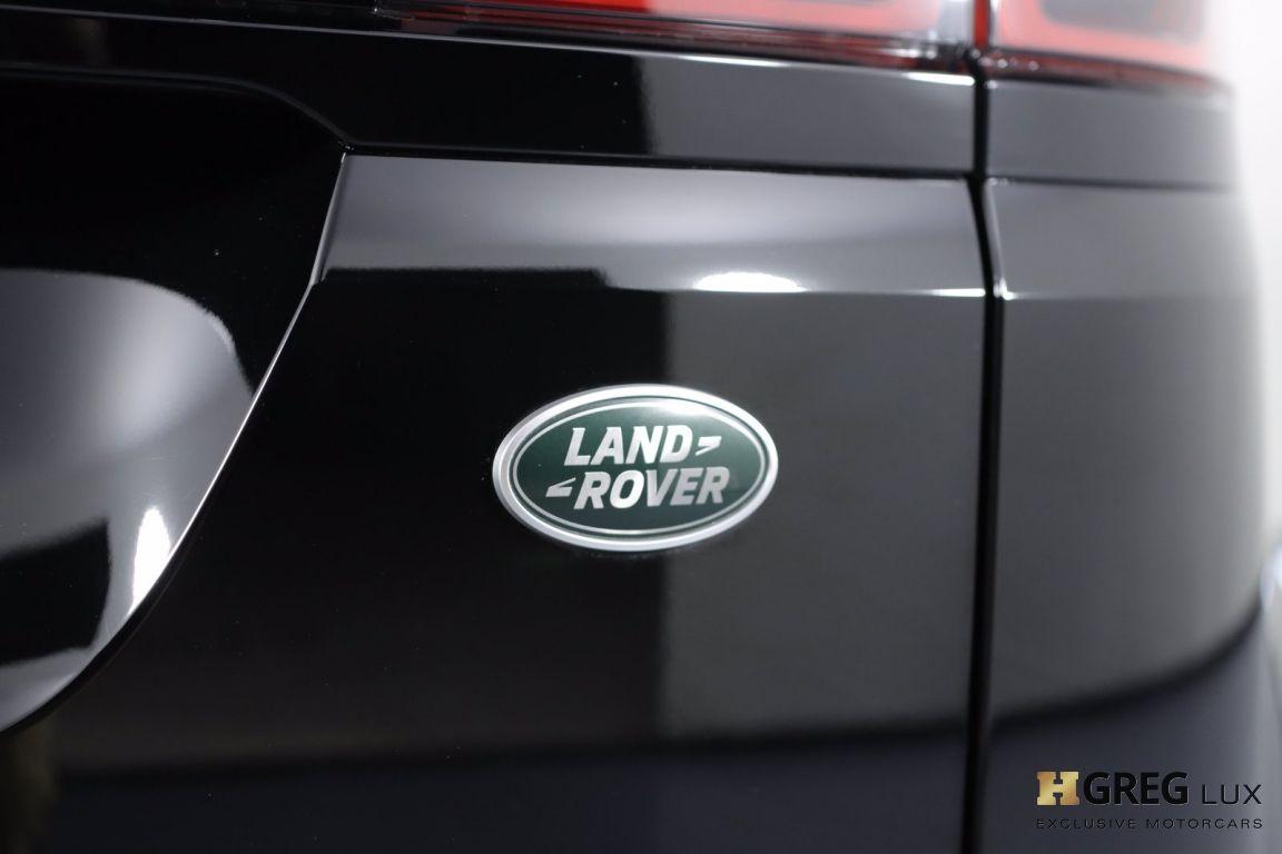 2020 Land Rover Range Rover Evoque SE #19