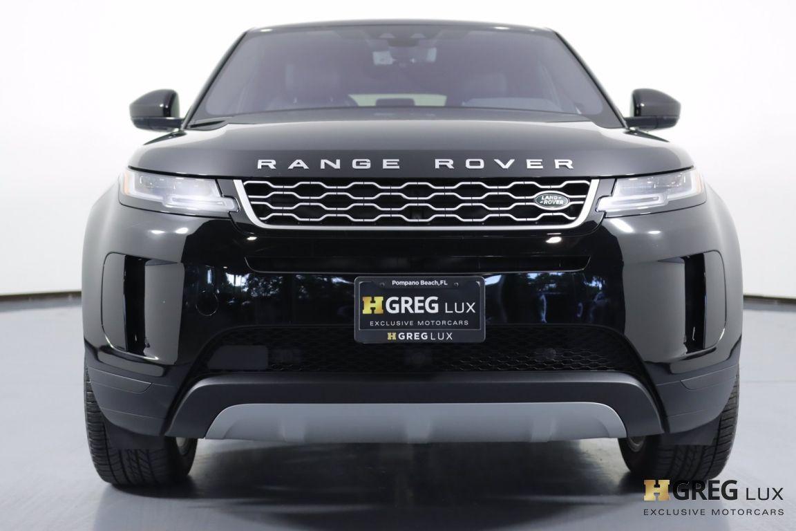 2020 Land Rover Range Rover Evoque SE #3