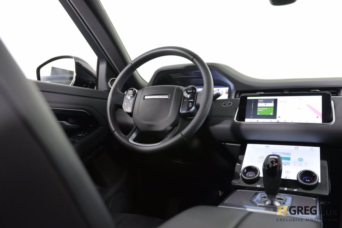 2020 Land Rover Range Rover Evoque SE #46
