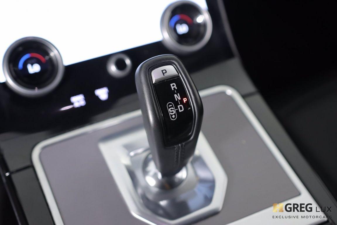 2020 Land Rover Range Rover Evoque SE #43