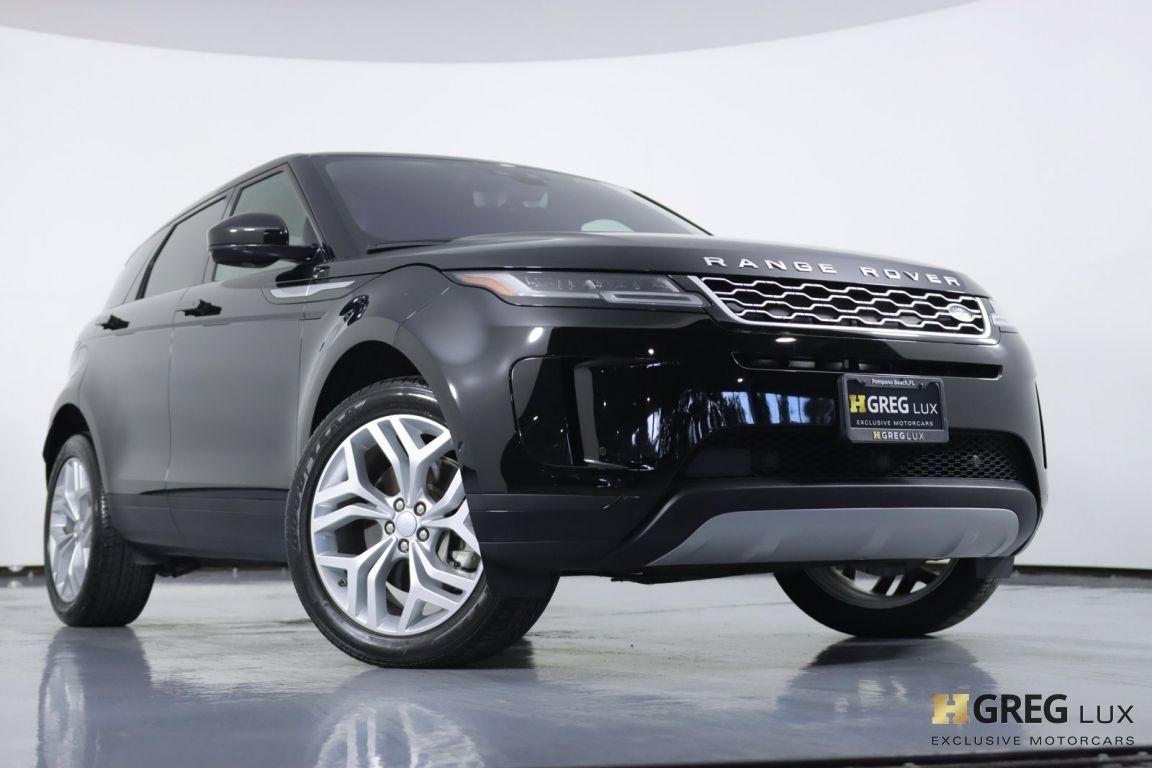 2020 Land Rover Range Rover Evoque SE #28