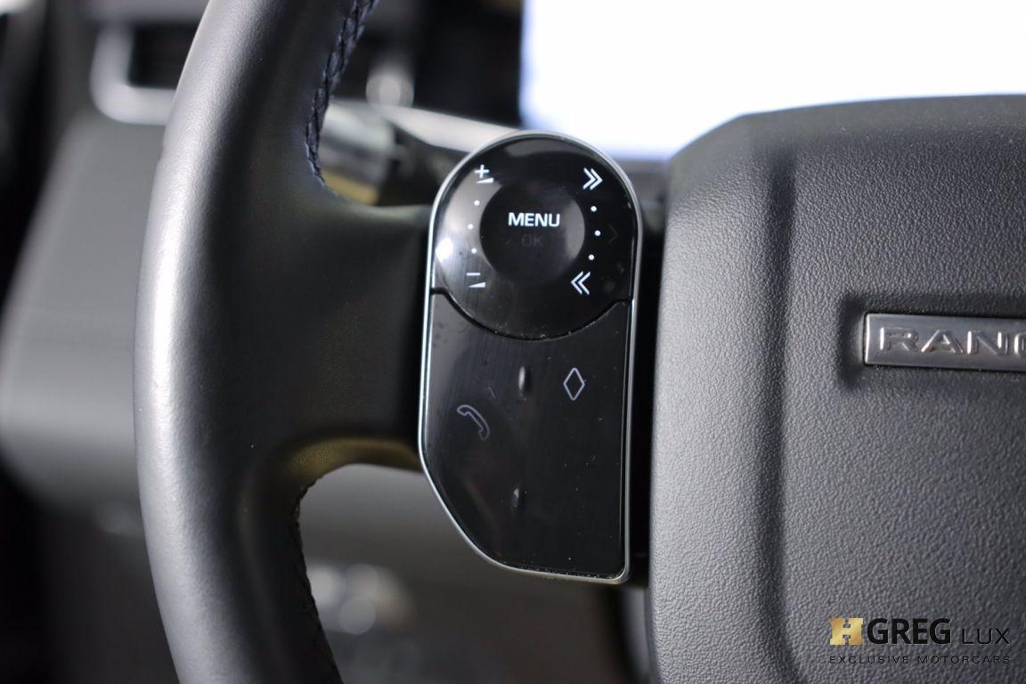 2020 Land Rover Range Rover Evoque SE #48