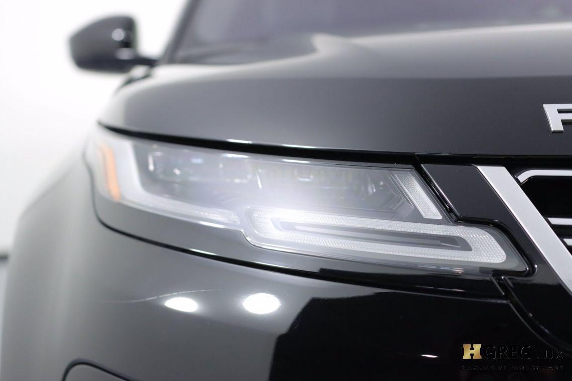 2020 Land Rover Range Rover Evoque SE #4