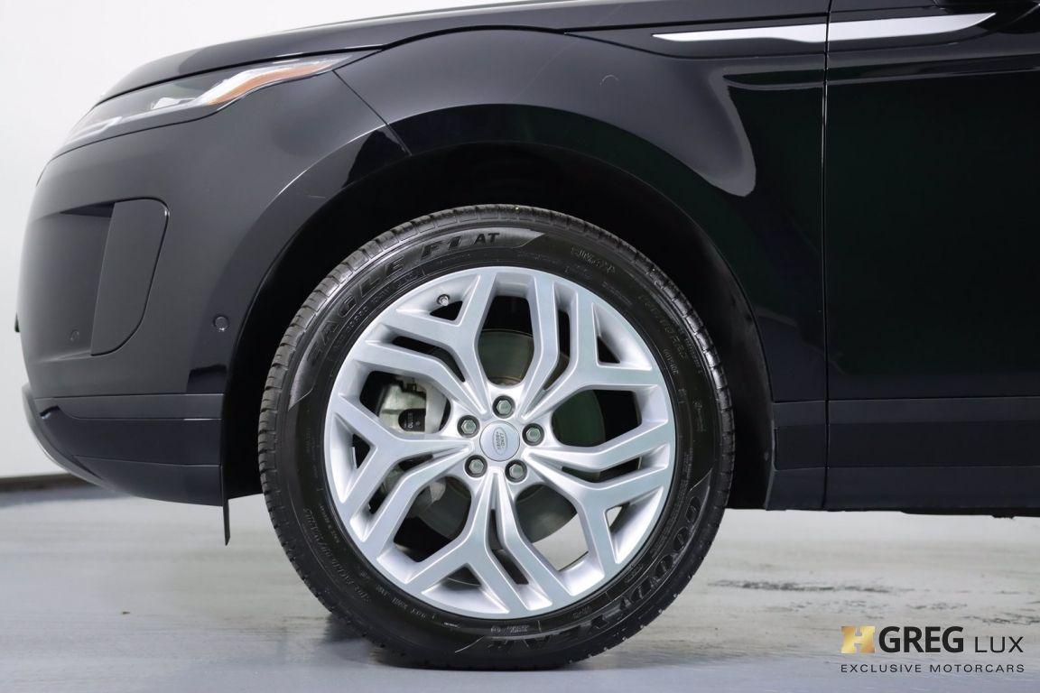 2020 Land Rover Range Rover Evoque SE #23
