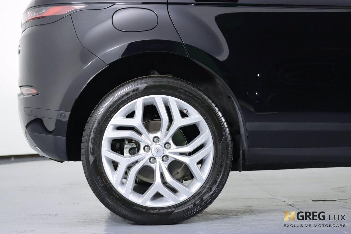 2020 Land Rover Range Rover Evoque SE #13