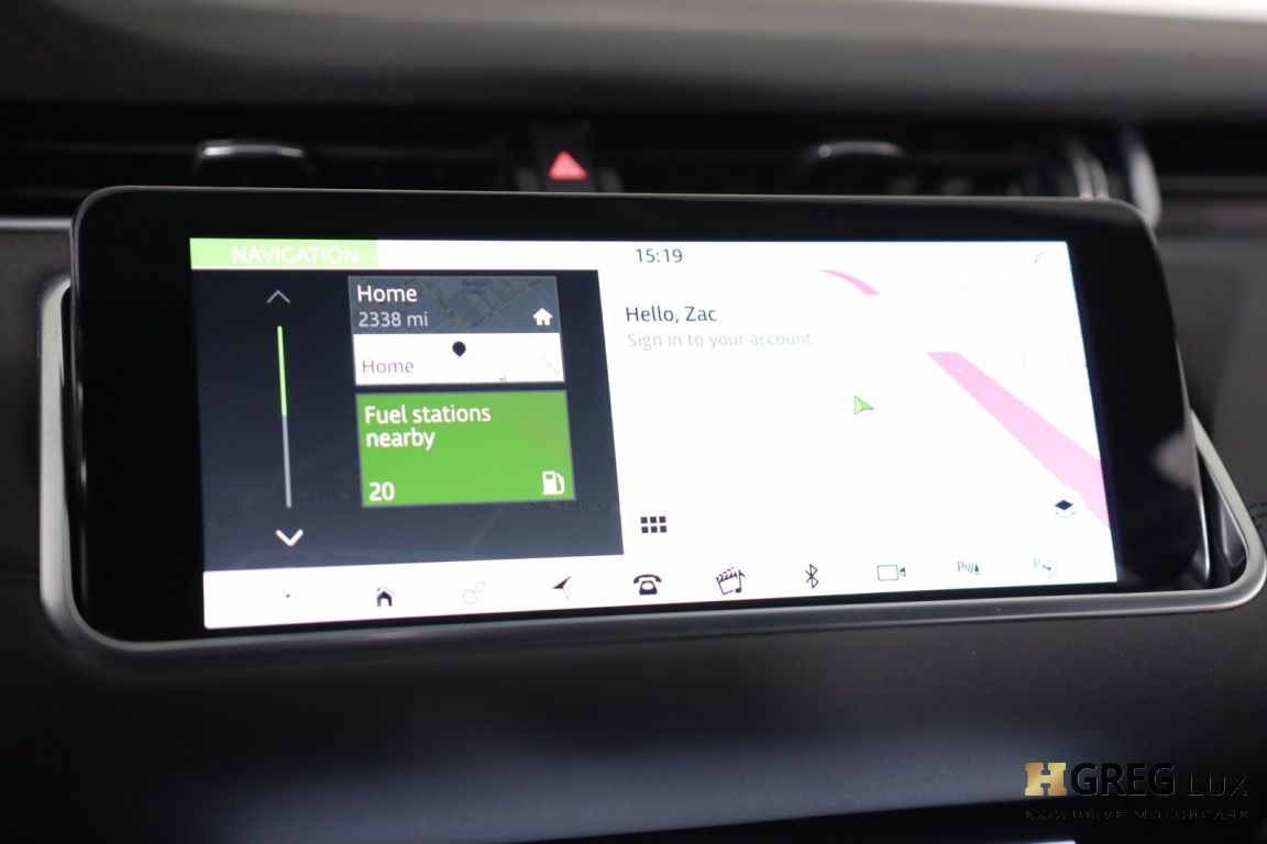 2020 Land Rover Range Rover Evoque SE #41