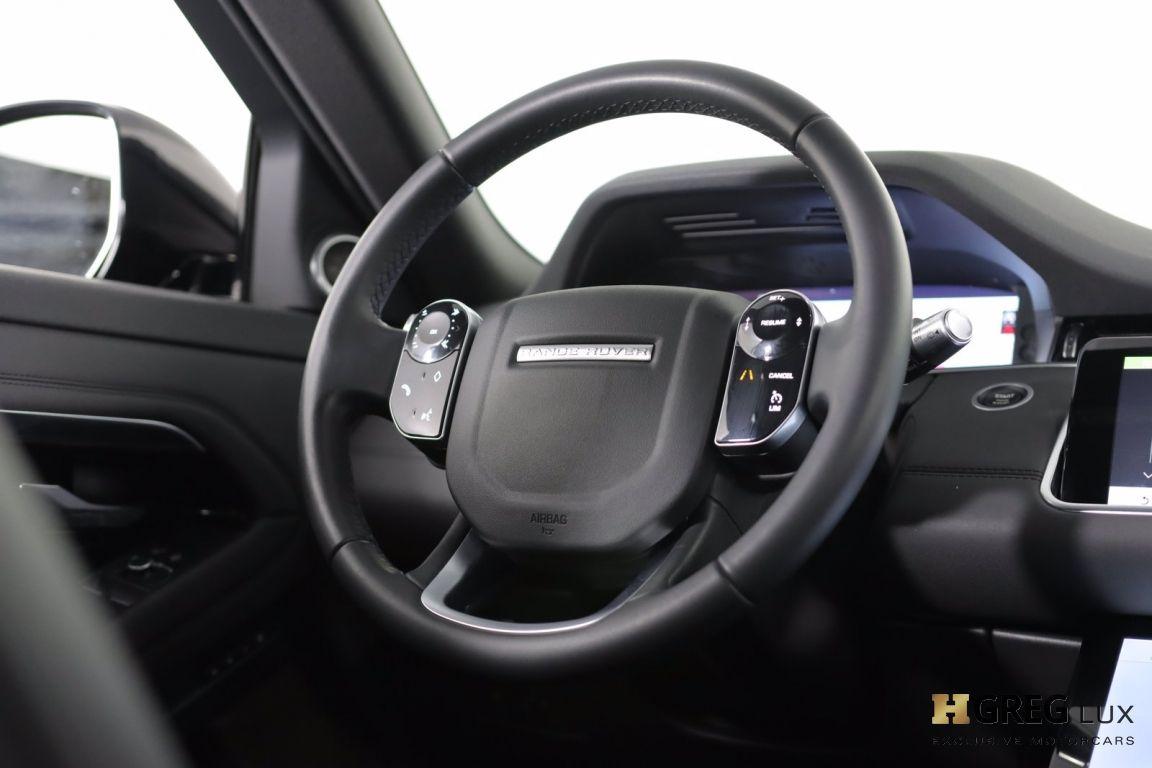 2020 Land Rover Range Rover Evoque SE #47