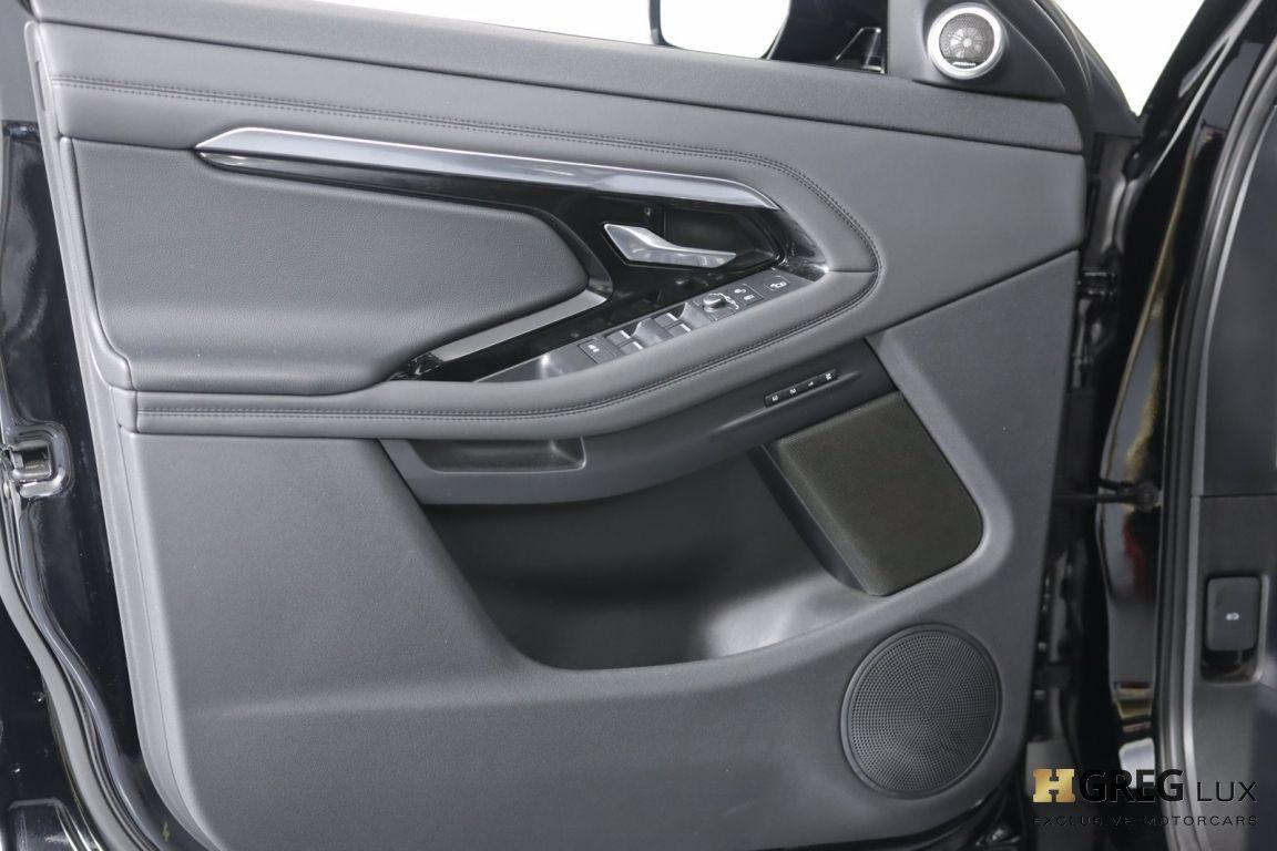 2020 Land Rover Range Rover Evoque SE #37