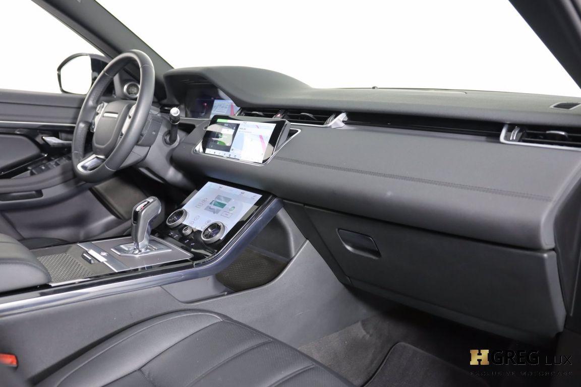 2020 Land Rover Range Rover Evoque SE #29