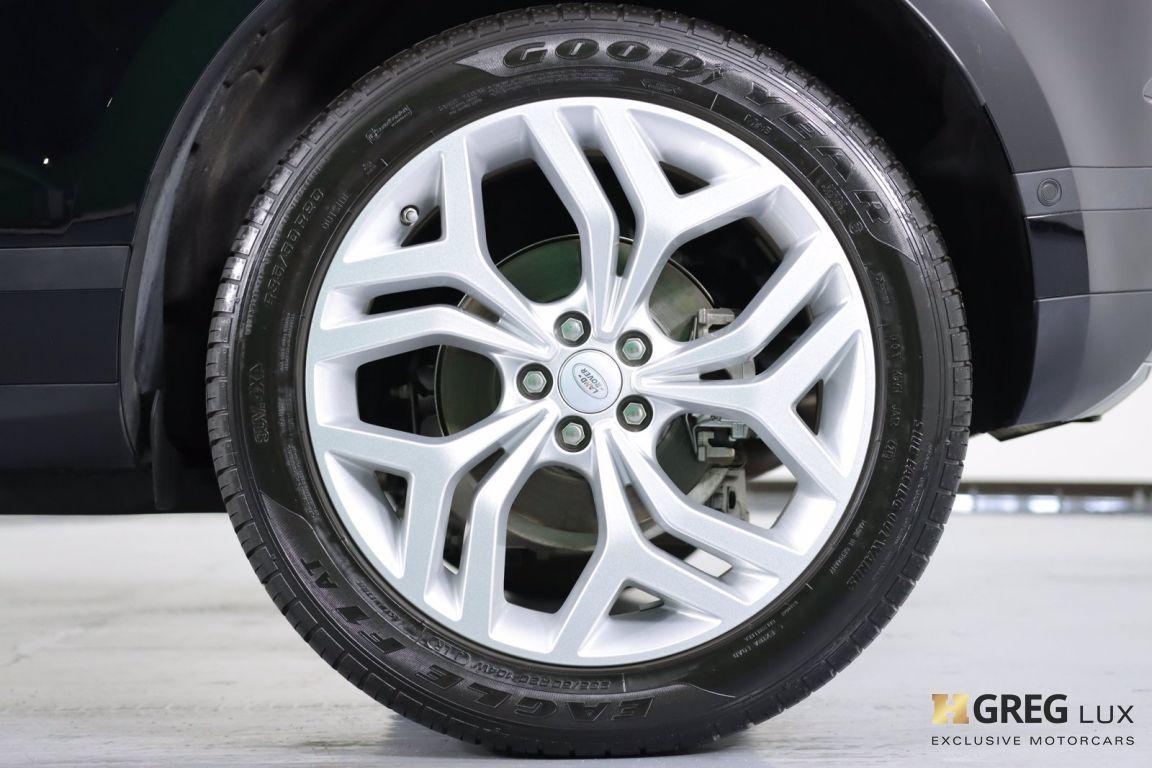 2020 Land Rover Range Rover Evoque SE #26
