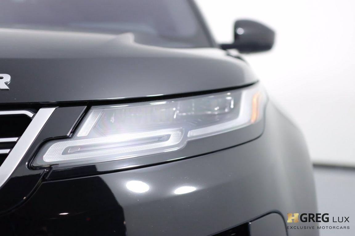 2020 Land Rover Range Rover Evoque SE #5