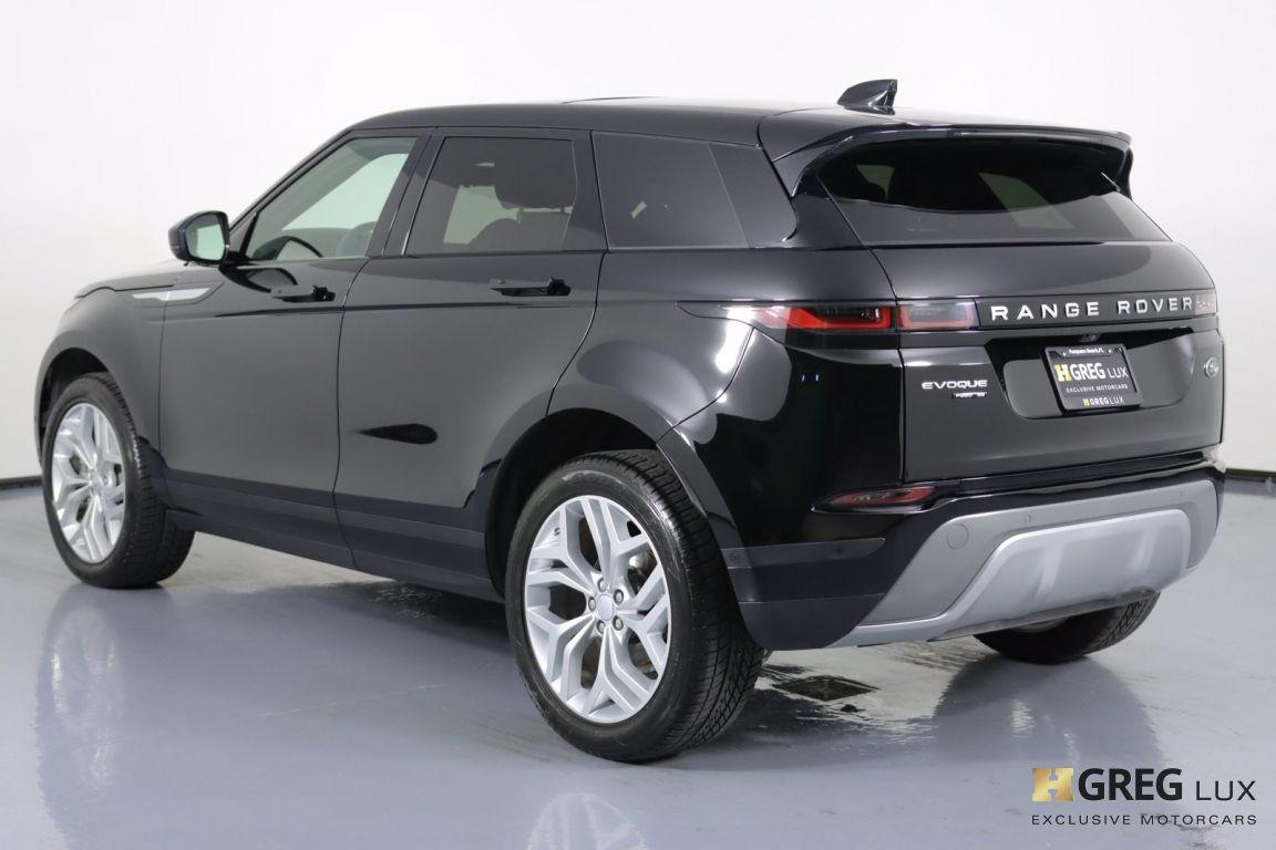 2020 Land Rover Range Rover Evoque SE #21