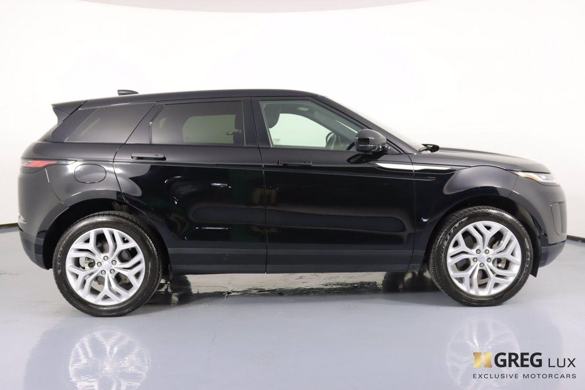 2020 Land Rover Range Rover Evoque SE #10