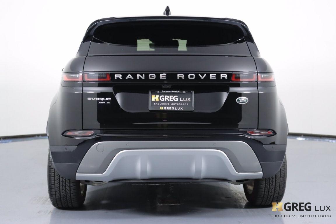 2020 Land Rover Range Rover Evoque SE #16