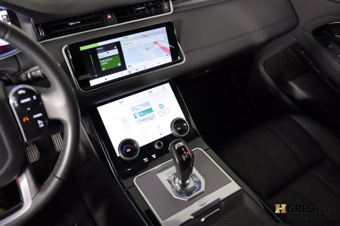 2020 Land Rover Range Rover Evoque SE #40