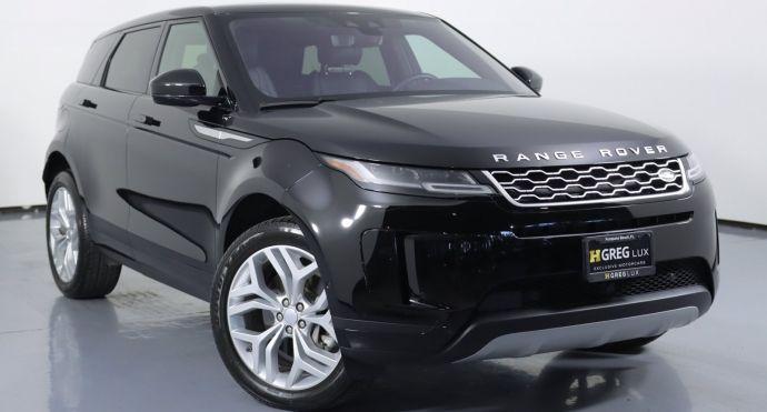 2020 Land Rover Range Rover Evoque SE #0