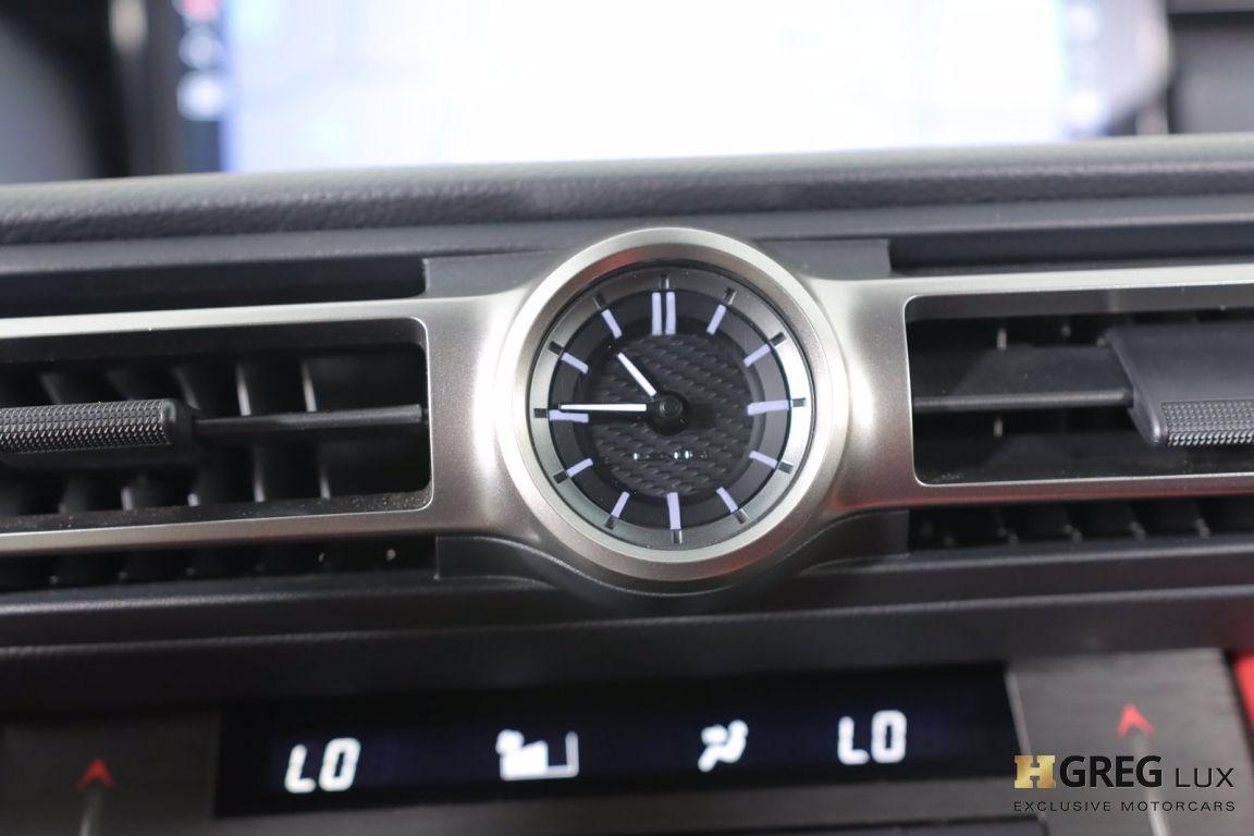 2021 Lexus RC RC 300 F SPORT #37