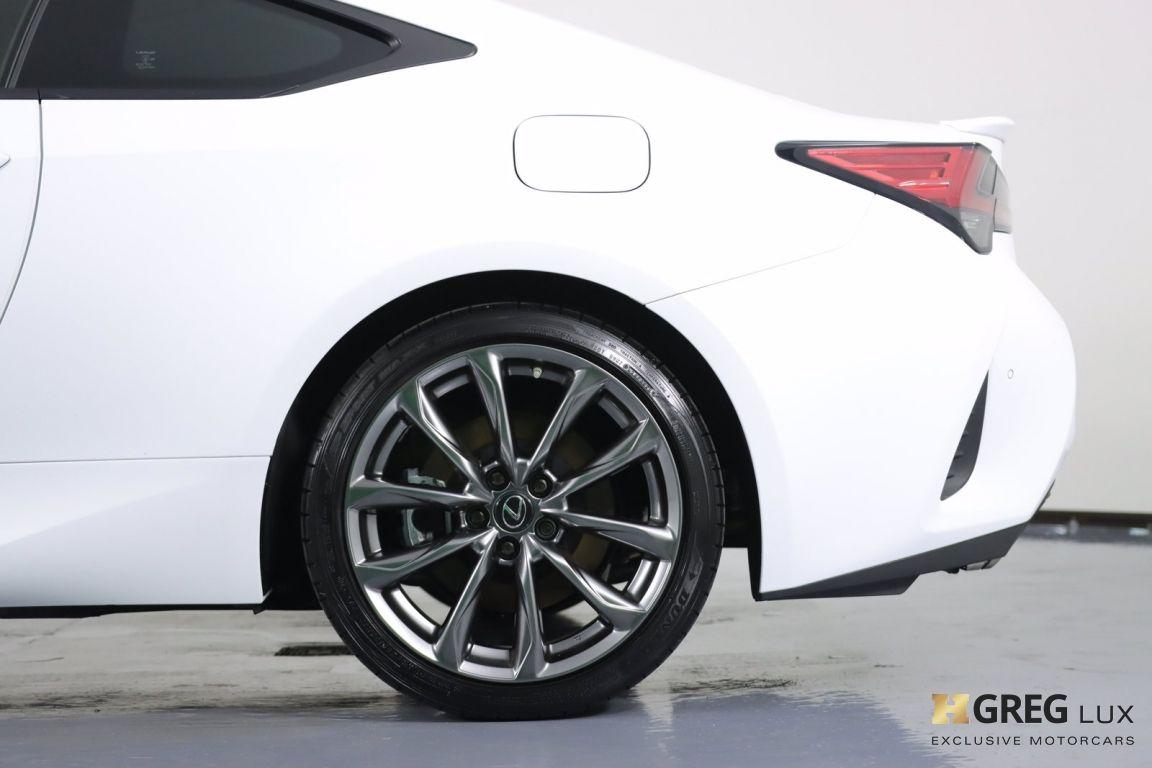2021 Lexus RC RC 300 F SPORT #20