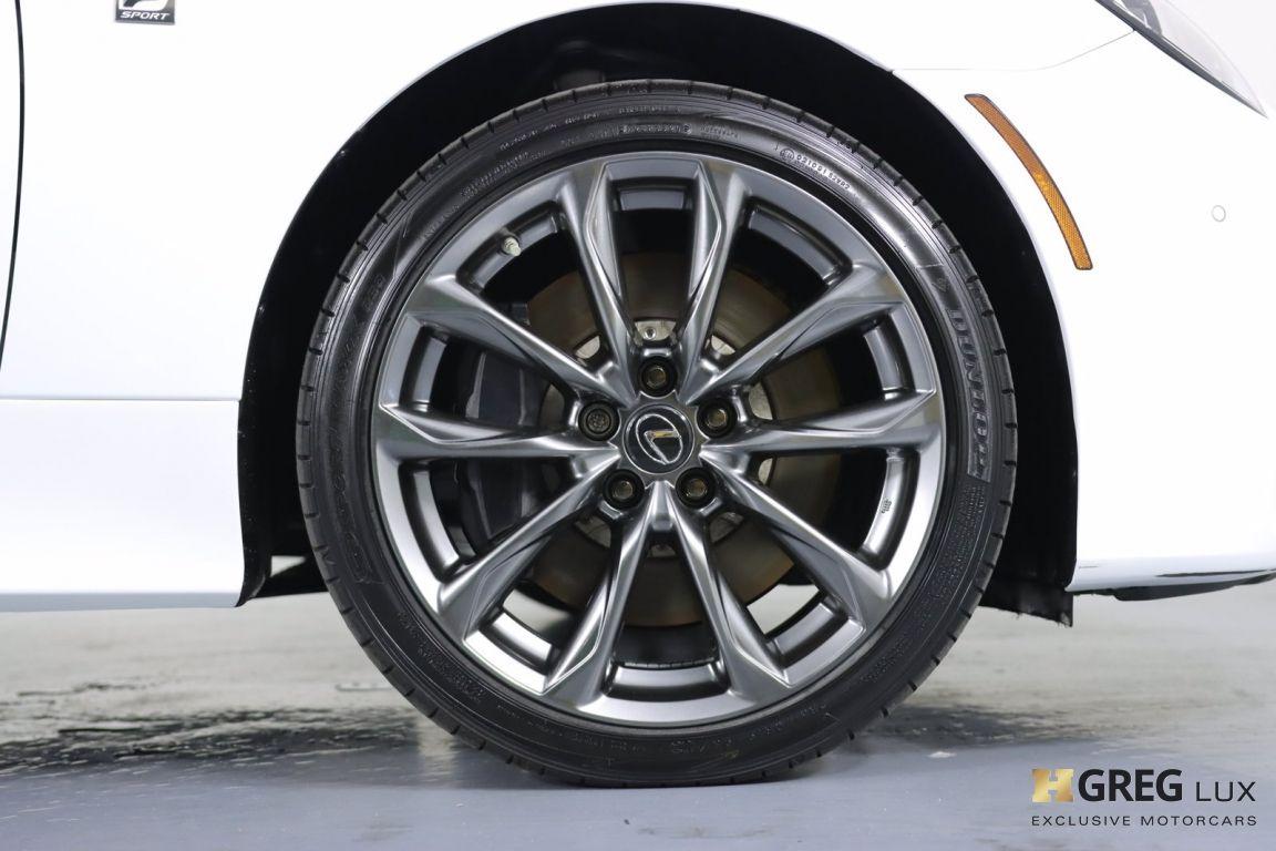 2021 Lexus RC RC 300 F SPORT #9