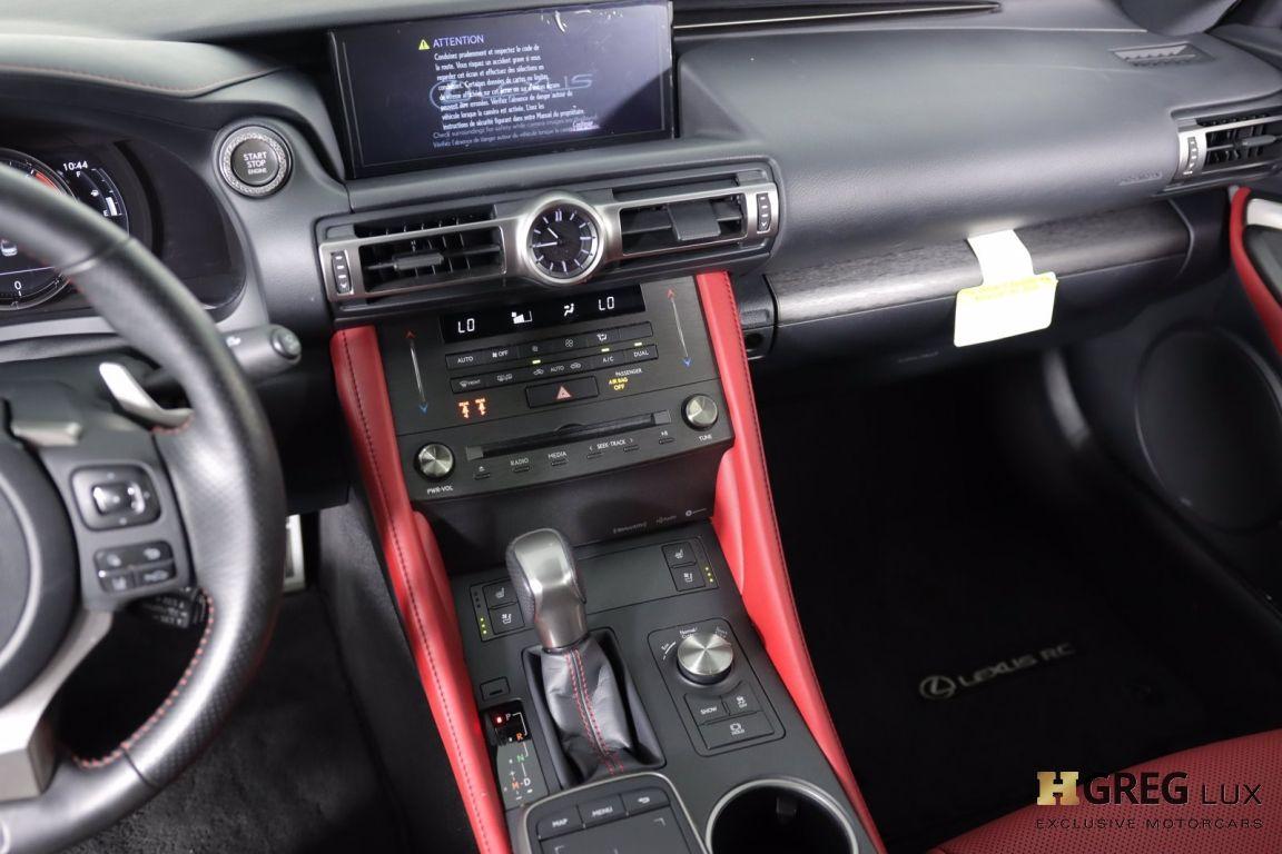 2021 Lexus RC RC 300 F SPORT #35