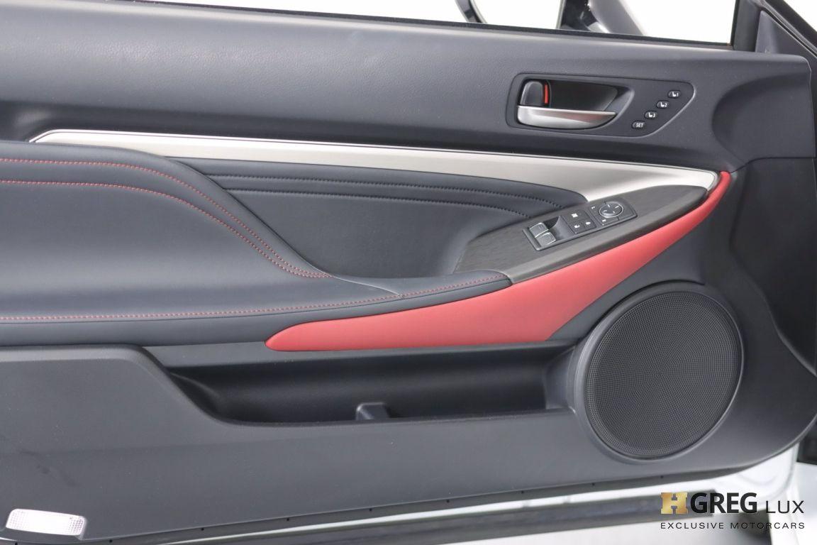 2021 Lexus RC RC 300 F SPORT #32