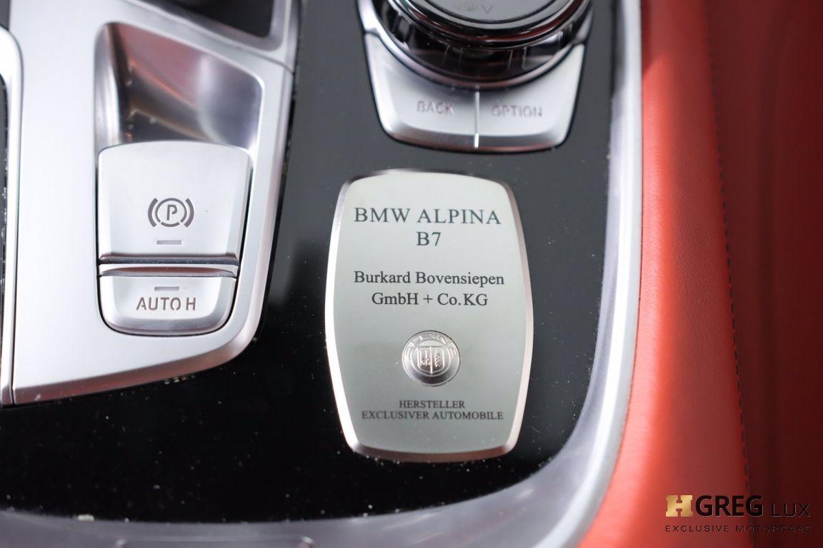 2019 BMW 7 Series ALPINA B7 xDrive #43