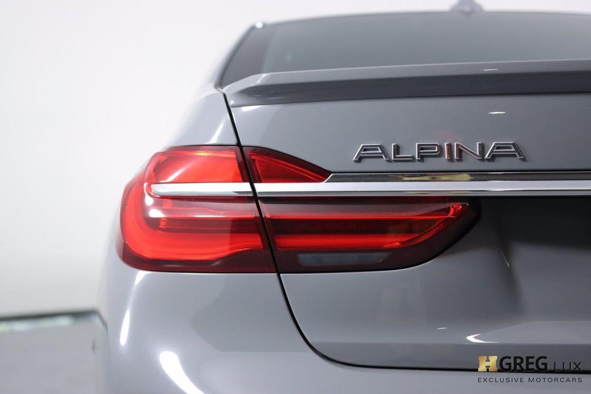 2019 BMW 7 Series ALPINA B7 xDrive #16