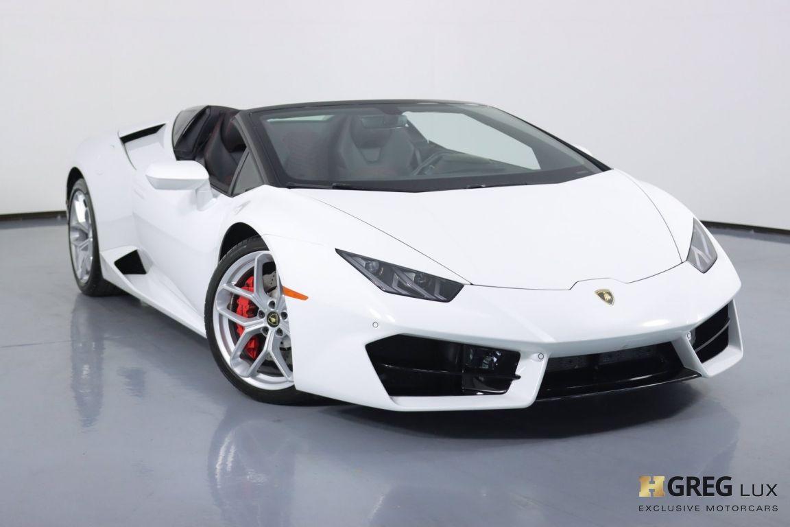 2018 Lamborghini Huracan LP580-2S #4