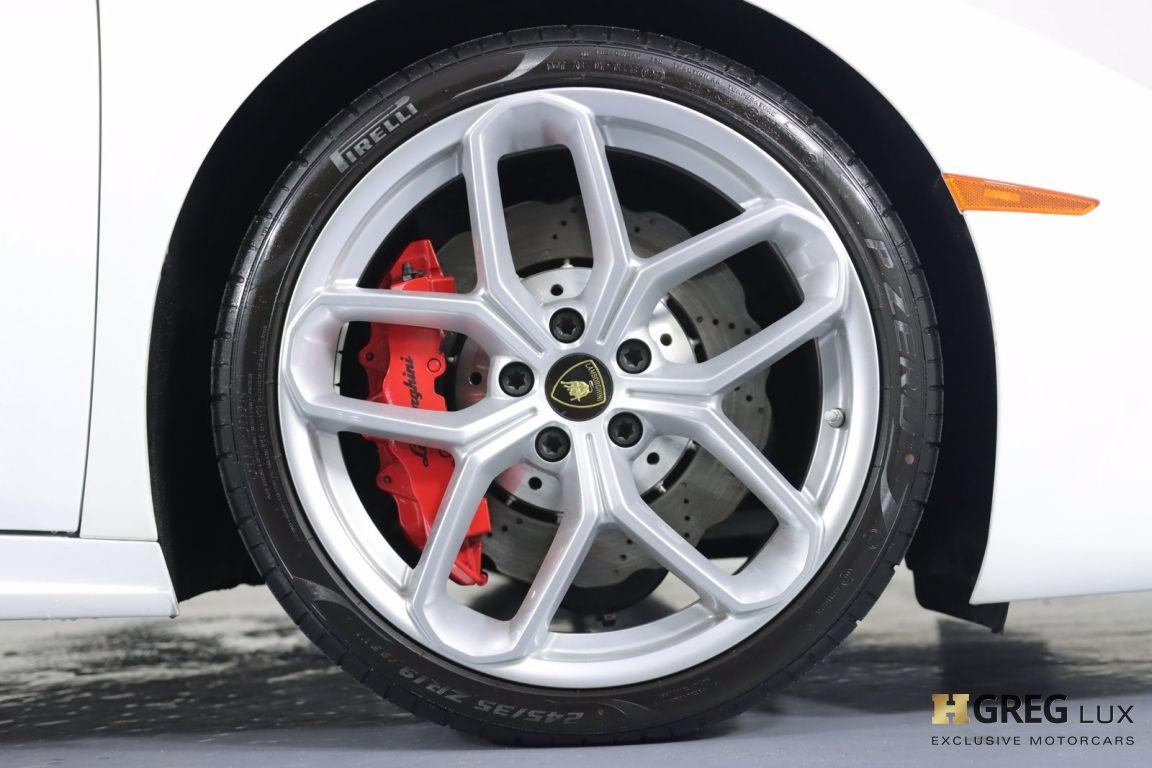2018 Lamborghini Huracan LP580-2S #14