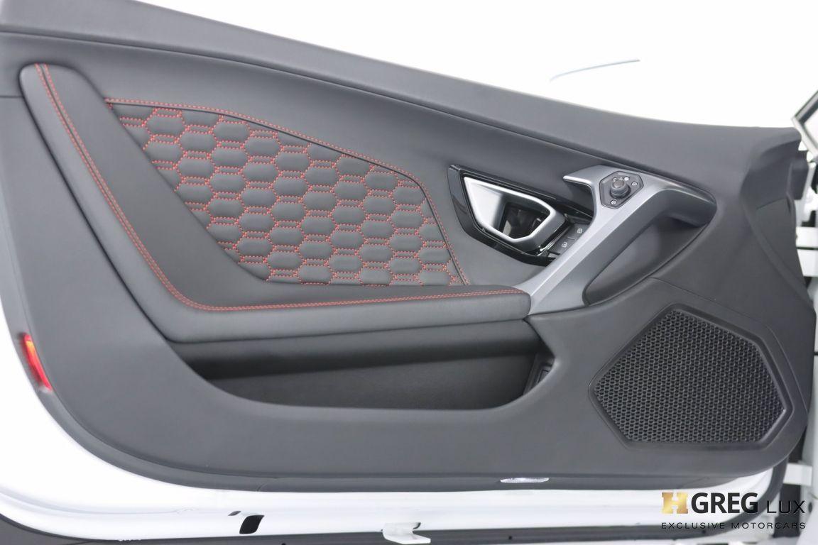 2018 Lamborghini Huracan LP580-2S #34