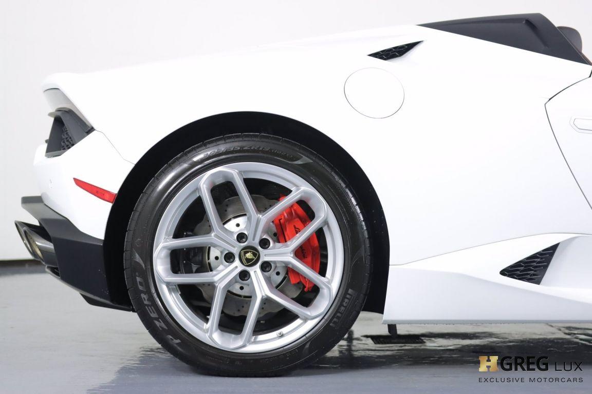 2018 Lamborghini Huracan LP580-2S #15