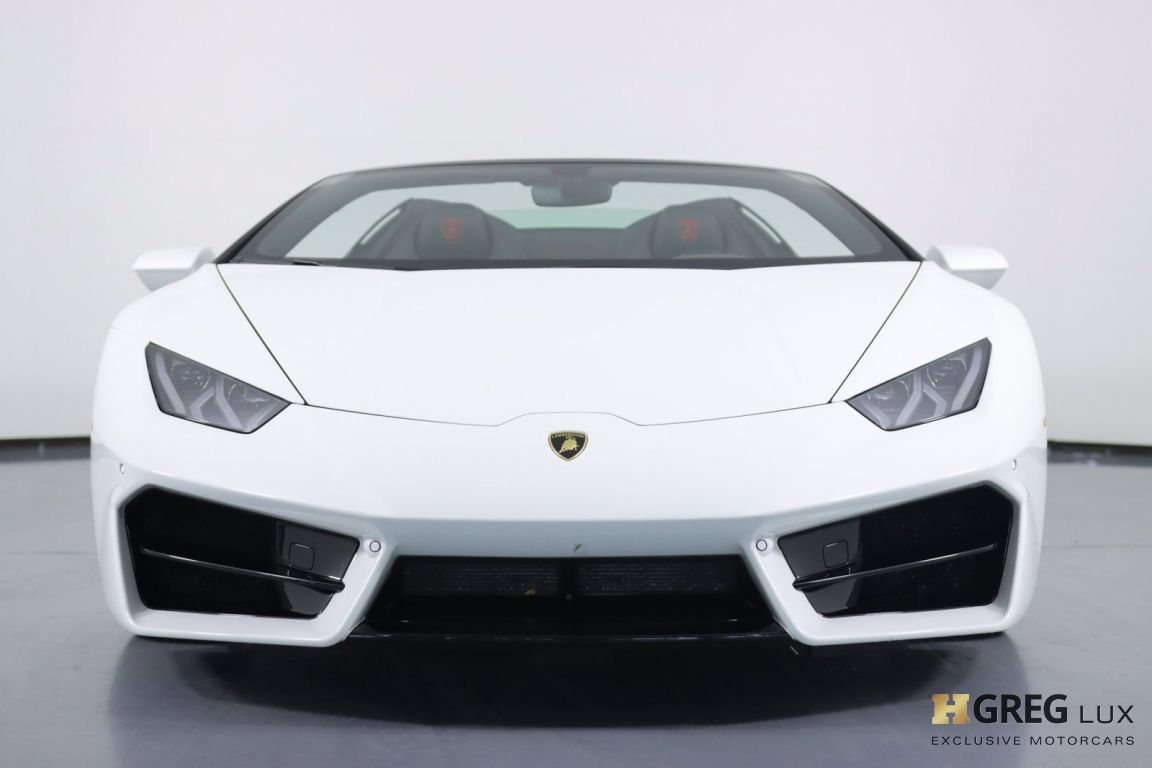 2018 Lamborghini Huracan LP580-2S #5