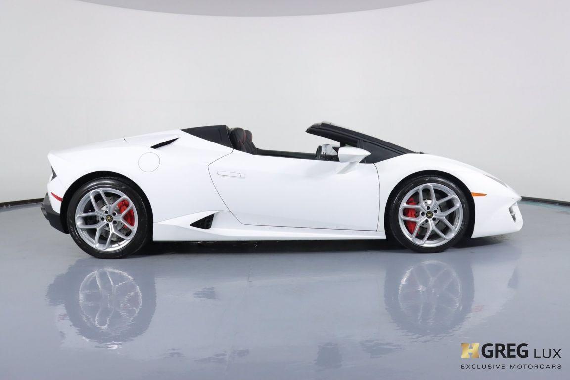 2018 Lamborghini Huracan LP580-2S #12