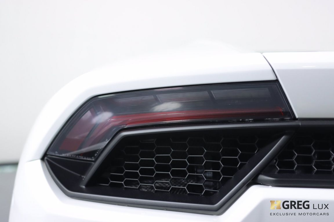 2018 Lamborghini Huracan LP580-2S #19
