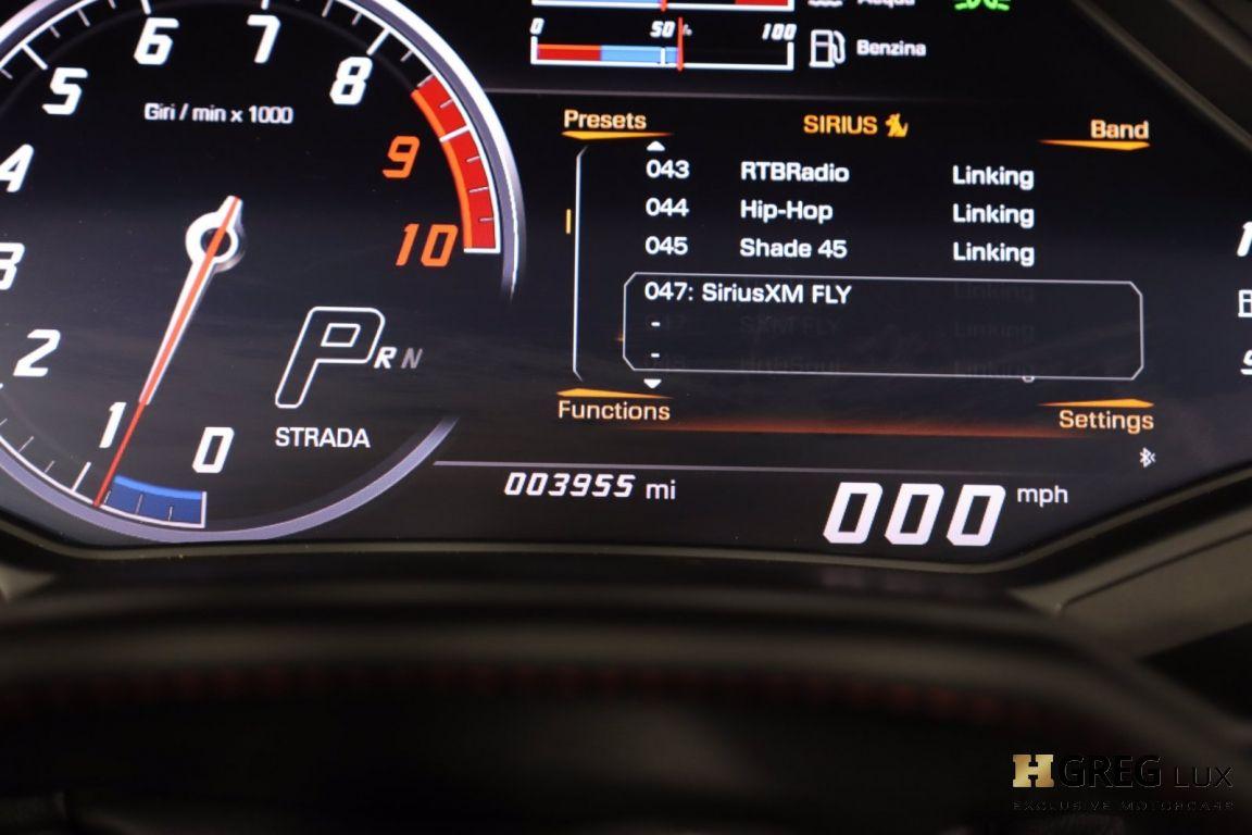 2018 Lamborghini Huracan LP580-2S #44