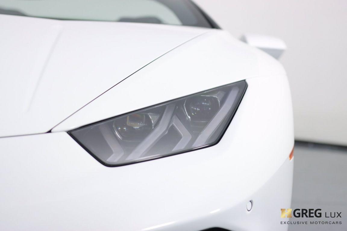 2018 Lamborghini Huracan LP580-2S #7