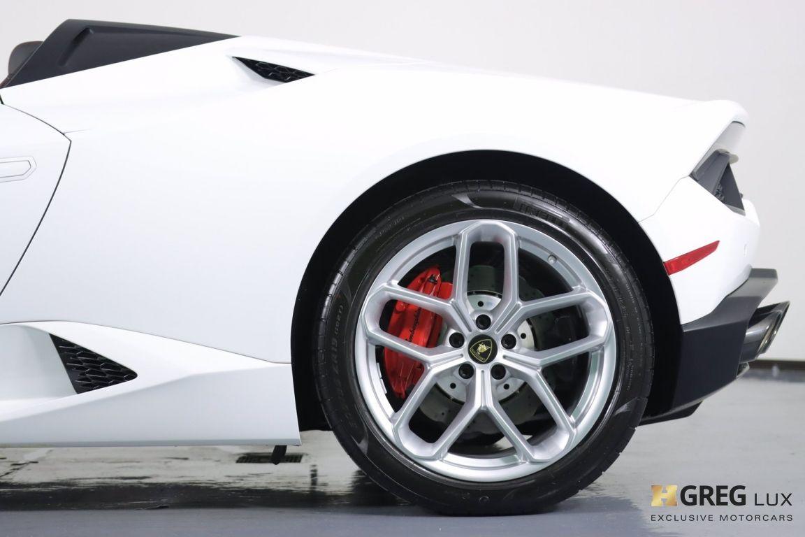 2018 Lamborghini Huracan LP580-2S #26
