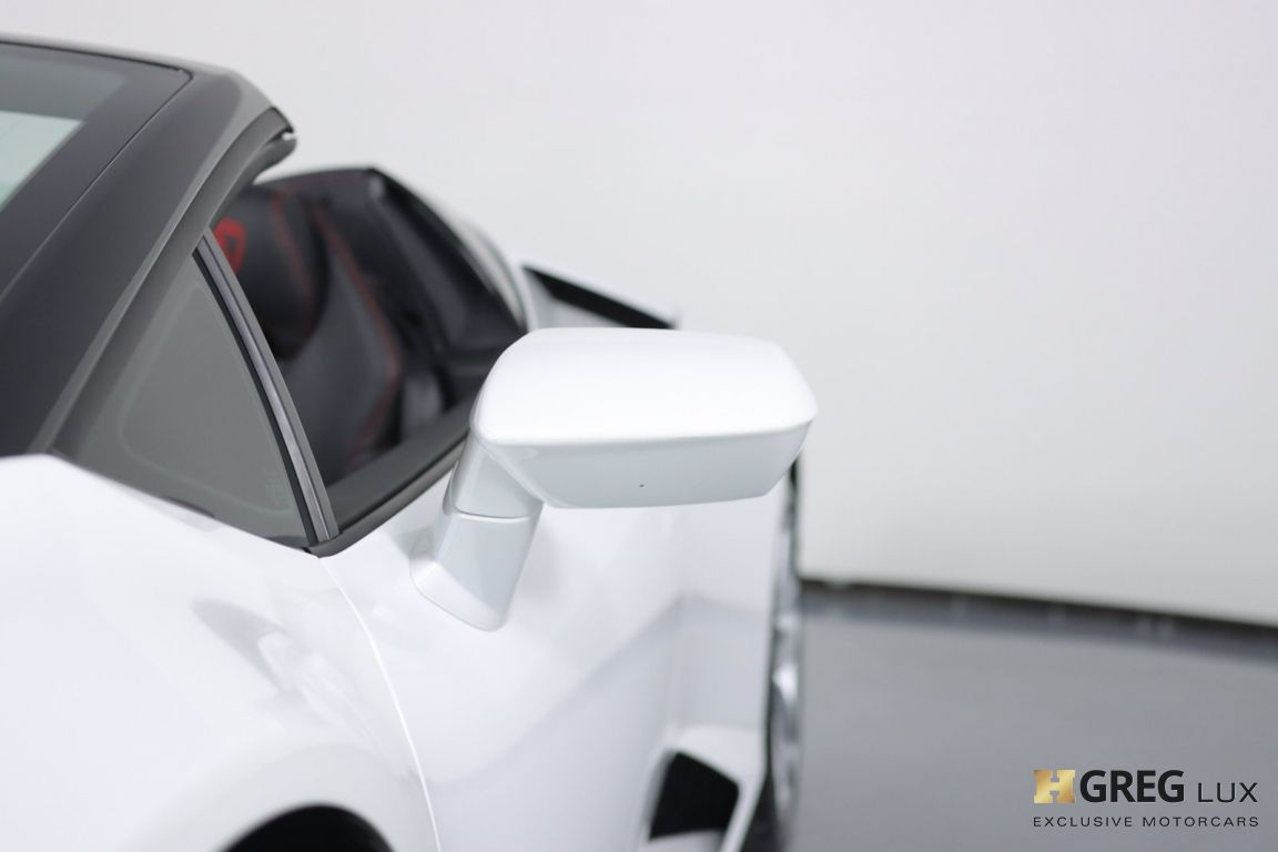 2018 Lamborghini Huracan LP580-2S #10