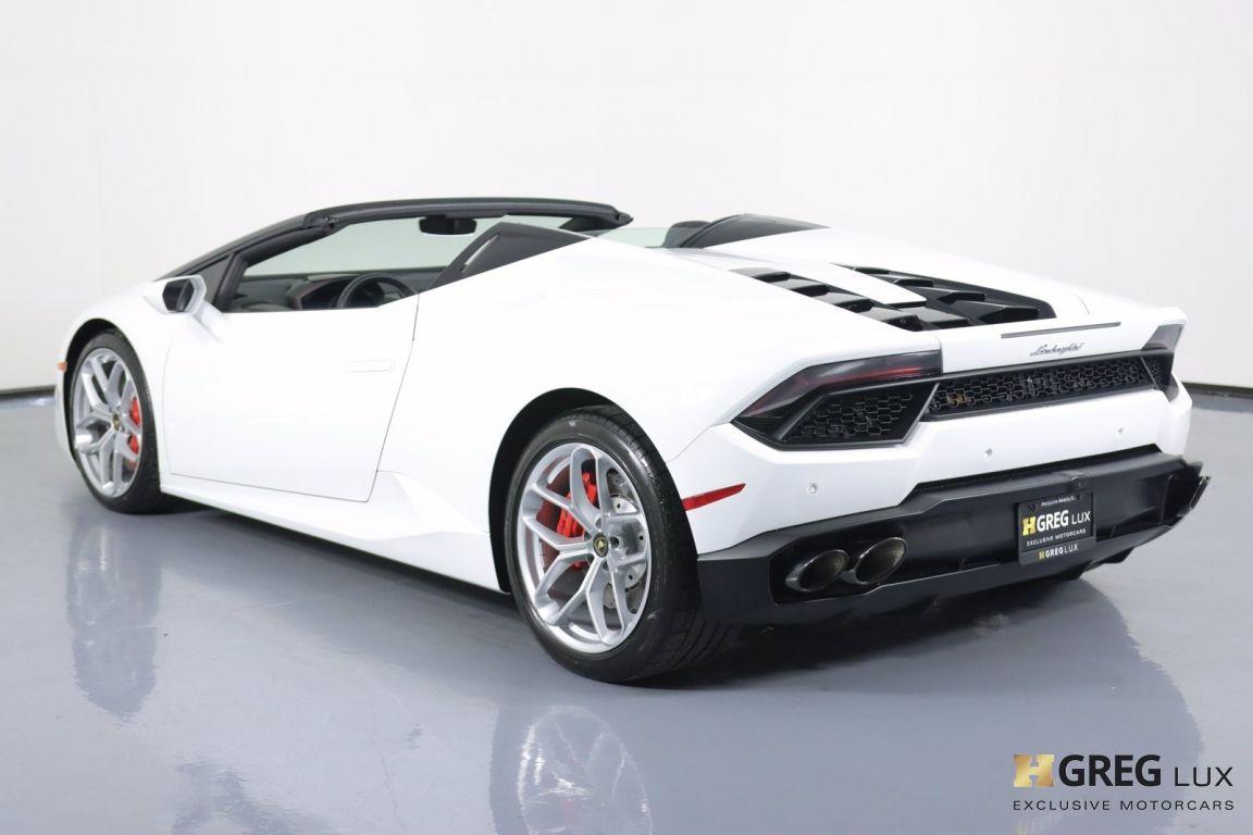 2018 Lamborghini Huracan LP580-2S #22