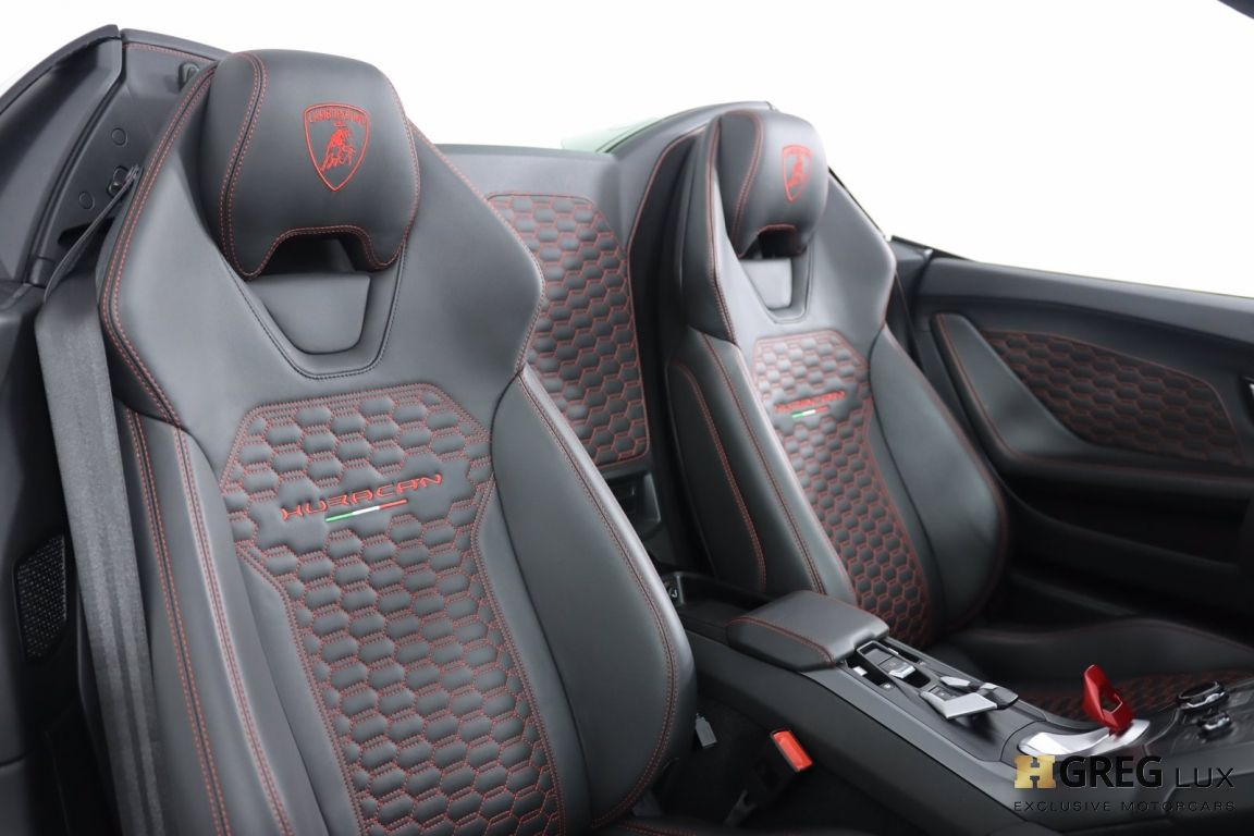 2018 Lamborghini Huracan LP580-2S #32