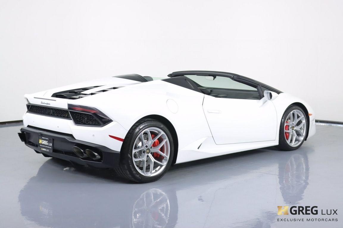 2018 Lamborghini Huracan LP580-2S #17