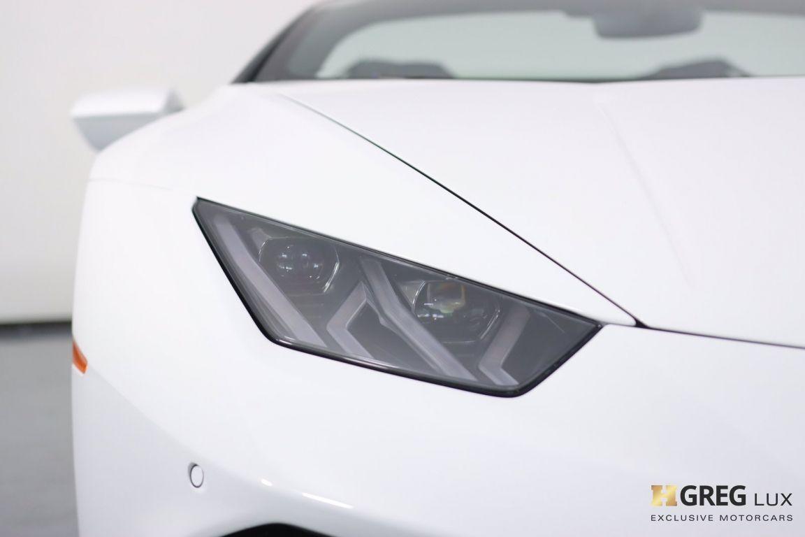 2018 Lamborghini Huracan LP580-2S #6