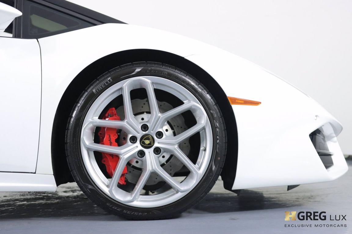 2018 Lamborghini Huracan LP580-2S #13